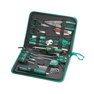世达电子维修工具套装,27件套 03760