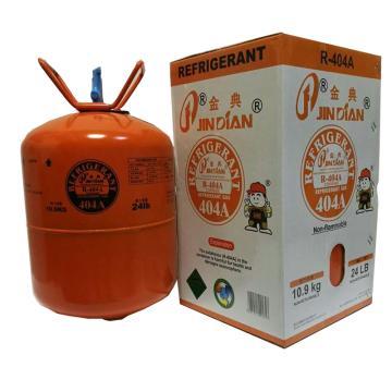 南京金典制冷剂,金典,R404A,毛重14.3kg,净重10.9kg/瓶,仅售华南地区