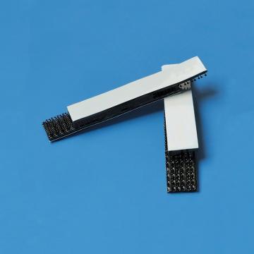 BRAND雌雄贴条,12*65mm,适用于accu-jet® 电动移液管助吸器,一对