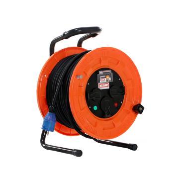 野狼S330系列U型架电缆盘,YL-33FS-0330(220V,防尘国标孔)