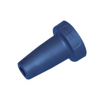 BRAND接头外壳,深蓝色,PP材质,适用于accu-jet® pro