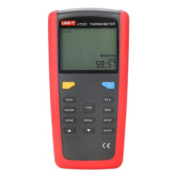 优利德/UNI-T UT323接触式测温仪