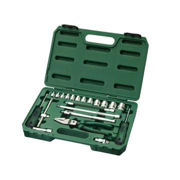 综合工具组套,世达21件套,09503