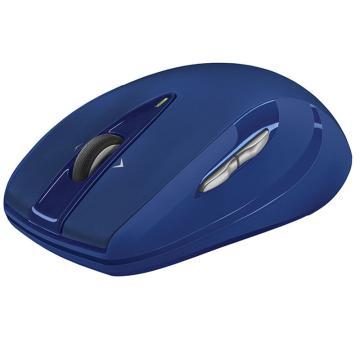 罗技 Logitech 无线激光鼠标 M545 (蓝色)