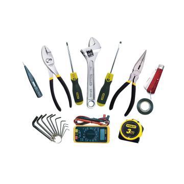 史丹利电讯工具套装,22件套,92-005-1-23