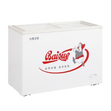 转换型冷冻冷藏箱系列(单室平面玻璃),白雪 ,SD/C-270FA,1140*554*800