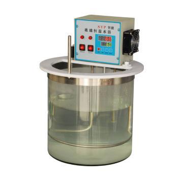 智能玻璃恒温水浴槽,SYP-II,Ф300mm×300mm