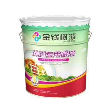 金钱树 中弹外墙哑光乳胶漆,型号:JS3200,20kg/桶