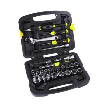 工具套装,史丹利 28件12.5mm系列综合性组套,91-938-22