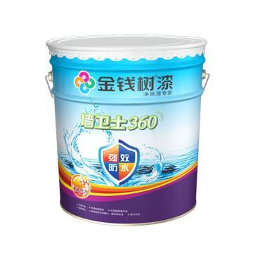 金钱树 外墙哑光乳胶漆,型号:JS3000,20kg/桶