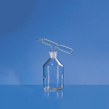 BRAND自动吸量管,瓶口分液器,DURAN® 玻璃,不含试剂瓶,5ml