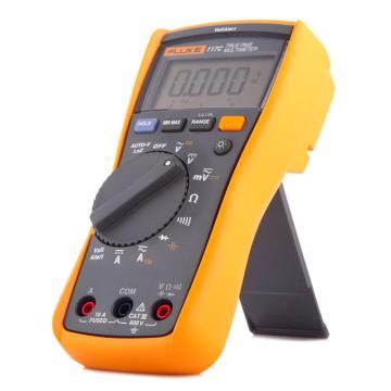 福禄克/FLUKE FLUKE-117C数字万用表,真有效值,非接触式电压测量