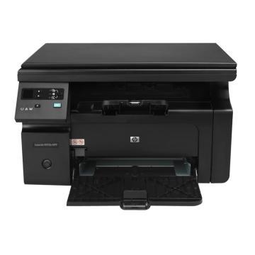 惠普(HP) 黑白激光多功能一体机,A4 (打印 复印 扫描)M1136 单位:台