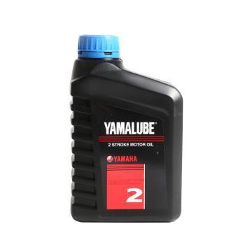 雅马哈 发动机润滑油,2T二冲程专用,1L/桶