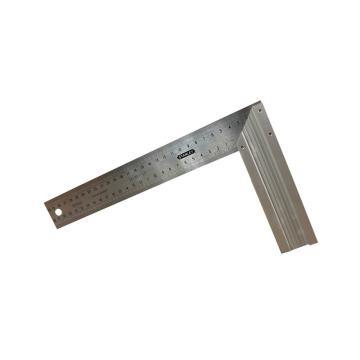 史丹利铝柄不锈钢直角尺300x165mm,35-351-23