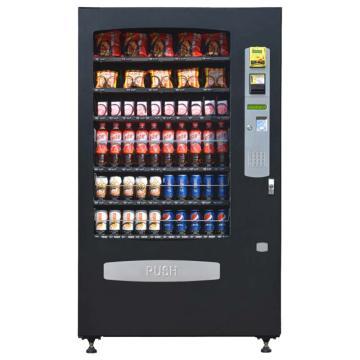 食品饮料综合型自动售货机,白雪 ,VCM-5000A,1056宽*1830高*830深,含加热玻璃、松下纸硬币器
