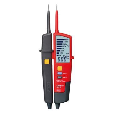 优利德/UNI-T 电压及连续性测试仪,UT18D