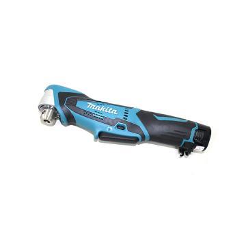 牧田充电式角向电钻,夹持10mm 0-800rpm,10.8V,DA330DWE