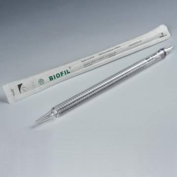 洁特一次性移液管,50ml,消毒,紫色环,1支/包,100支/箱