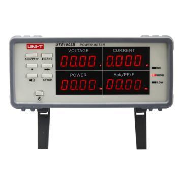 优利德/UNI-T 智能电参数测试仪,UTE1003B