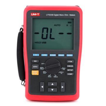 优利德/UNI-T 直流低压电阻测试仪,UT620B