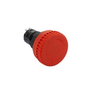 施耐德Schneider 急停按钮,XB6ETN521P 32mm蘑菇头 2NC(5的倍数订货)