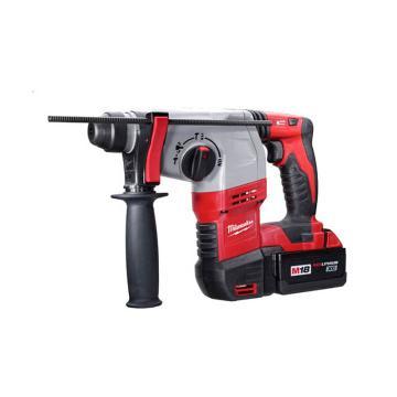 米沃奇充电式电锤,18V锂电 0-4200 rpm,HD 18 H