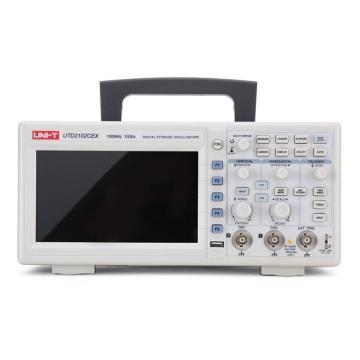 优利德/UNI-T X数字储存示波器,UTD2102CE