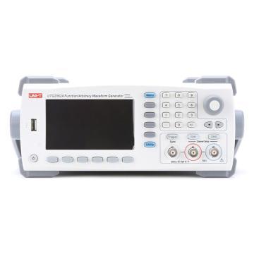 优利德/UNI-T 函数/任意波形发生器, 60MHz 250MS/s,UTG2062B