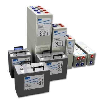 德国阳光 A600系列蓄电池,A606/200