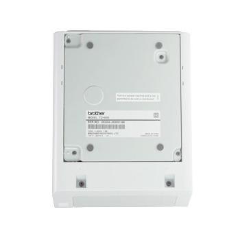 兄弟热敏电脑标签打印机,TD-4000 适配RD耗材