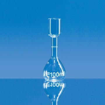 容量瓶,100ml,SILBERBRAND,适用于糖分析,2个/包