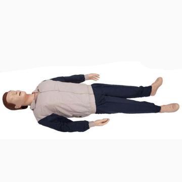 全科医生 高级自动心肺复苏模拟人,GD/CPR10180(男性)