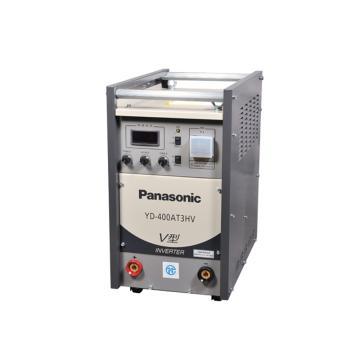 松下YD-400AT3 V型,IGBT控制逆变直流弧焊电源,适合严酷施工环境的高性能焊机