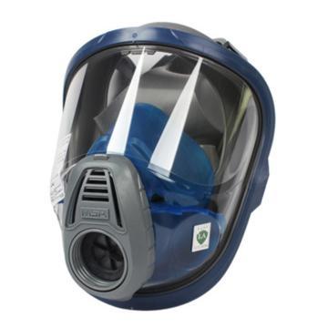 MSA Advantage 3100全面罩,热塑材料,中号,10147997