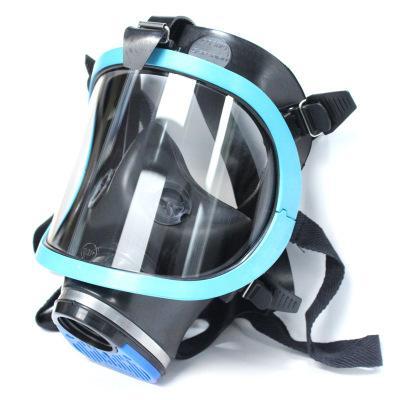 霍尼韦尔1710643 COSMO蓝色全面罩