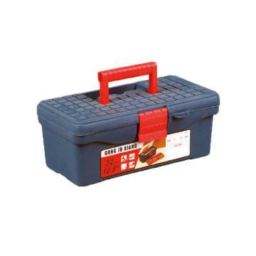 环球 塑料工具箱,尺寸(mm):320X170X135,4-1型,12个/箱,整箱起订