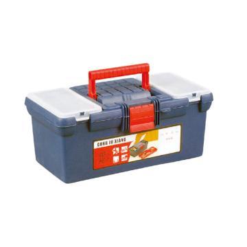 环球 塑料工具箱,尺寸(mm):400X210X180,3型,12个/箱,整箱起订