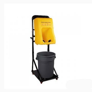 SYSBEL便携式洗眼器推车版(含废水收集桶) WG6000AC