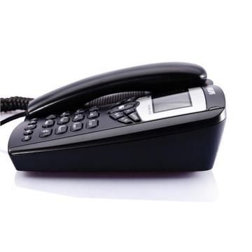 飞利浦 TD-2816 电话机  深海蓝色