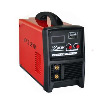 沪工之星逆变直流弧焊机,ZX7-400K,含风冷,快速插头