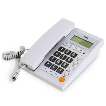 得力电话机,785
