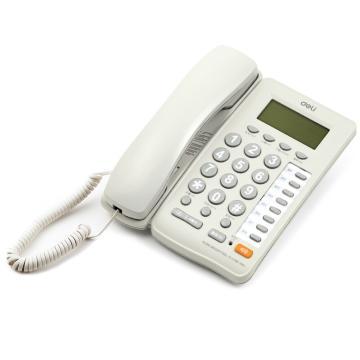 得力电话机,784