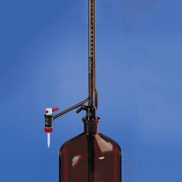 BRAND 零备阀芯,适用于Pellet式自动滴定管,PTFE阀芯