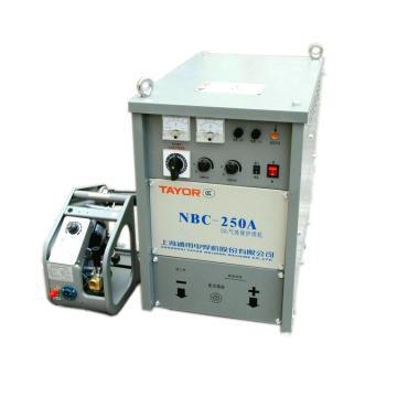 上海通用抽头式气体保护焊机,NBC-250A,380V