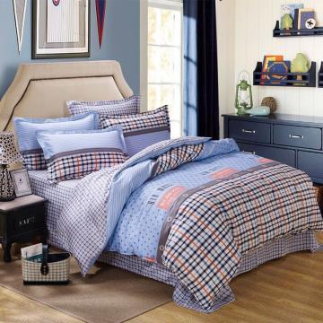 四件套 芭宝莉格 被套尺寸160x210cm 床单160x230cm 枕套48x74一对  适用1.2米床