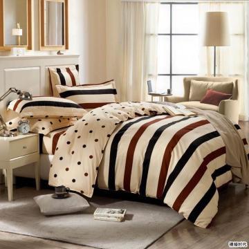 四件套 裸婚时代 被套尺寸160x210cm 床单160x230cm 枕套48x74一对  适用1.2米床