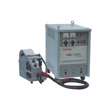 上海通用抽头式气体保护焊机,NBC-315A,380V