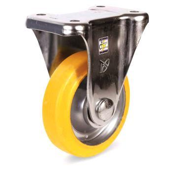 南星 防静电中型橡胶定向轮 5005-8-T5-VE