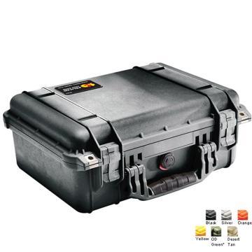 派力肯 中型箱有分隔层(含海绵垫),406*330*174